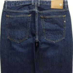 Ben Sherman The Cobden Straight Jeans Mens 33 A054